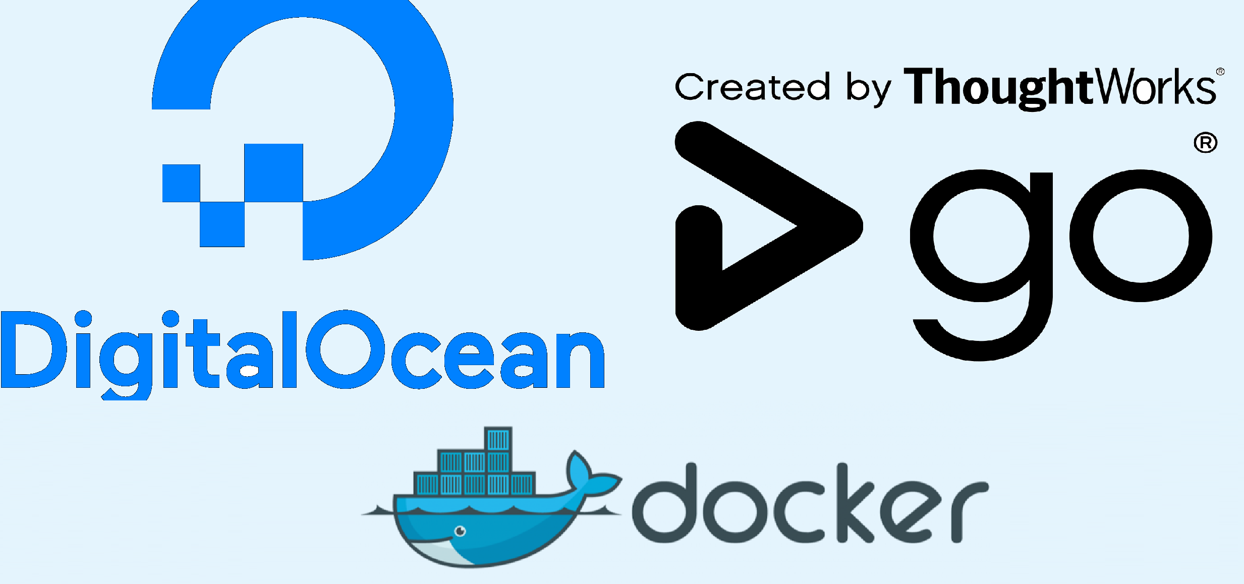 Use GoCD to deploy a single Docker image to DigitalOcean